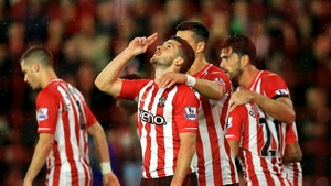 Shane Long's brace kept the Southampton bandwagon rolling