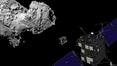 Landmark Rosetta spacecraft crashes onto comet