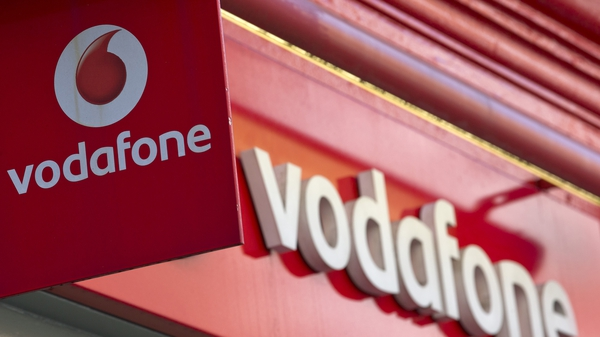 Vodafone has been boosted by improving trends in its key European markets and demand for 4G