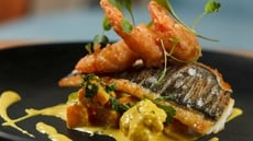 Win a meal for two with wine at Aqua, Howth