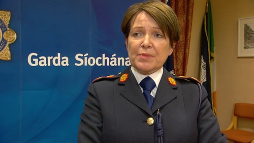 Nóirín O'Sullivan is due to appear before the Policing Authority again next week
