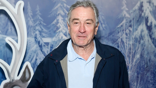 """De Niro - """"There was apprehension that I couldn't commit to the time"""""""