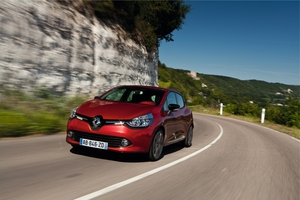 Renault was the most popular make during the month, according to CSO licensing figures