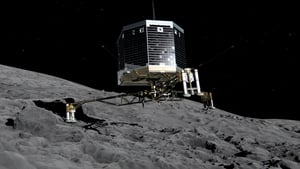 Philae has not been heard from since 9 July