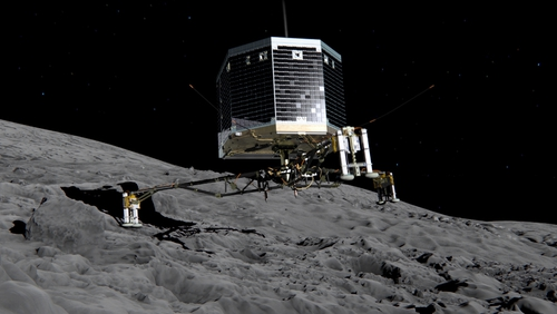 Scientists say Philae has uncovered much about the comet in spite of a rough touchdown