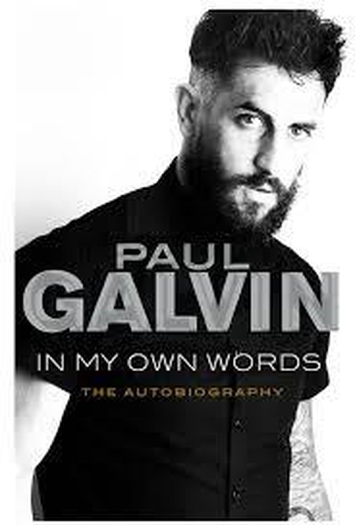 Book - My Own Words by Paul Galvin
