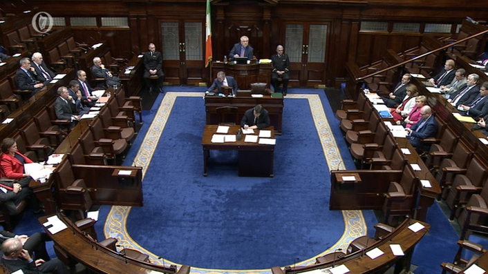 Gardaí want an end to 'damaging allegations' in Dáil