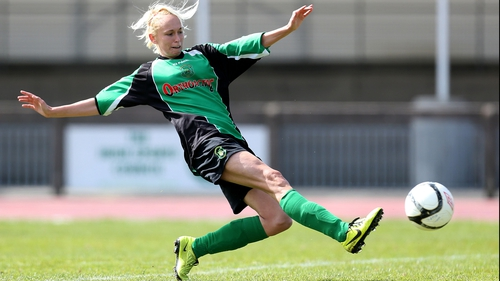 Stephanie Roche has been nominated for the FIFA goal of the year