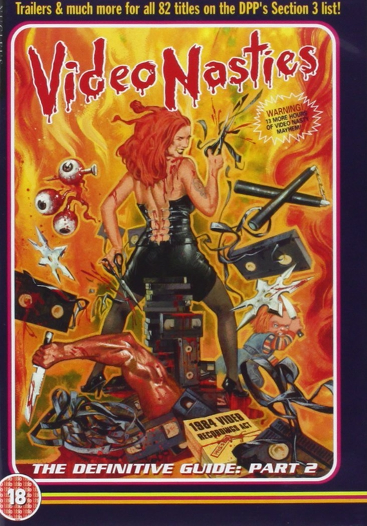 Video nasties and censorship