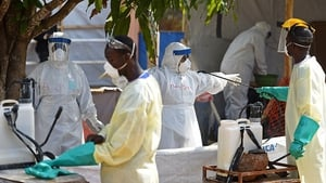 The Ebola outbreak continues to affect Guinea, Liberia and Sierra Leone the most