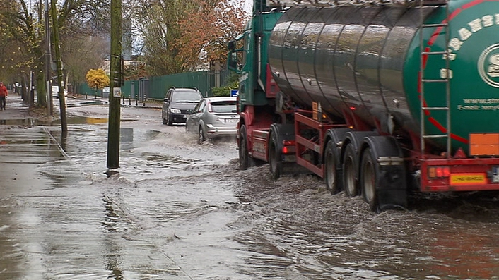 Cork residents seek better flooding assistance