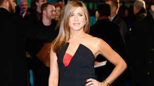Jennifer Aniston: not quite a piece of cake