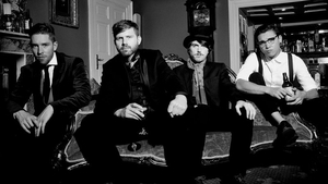 Acrobat: see them live from Tower Records in Dublin tonight