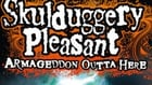 Armageddon Outta Here - yet another in the best-selling series from Dubliner Derek Landy, a guest at World Book Day Dublin events