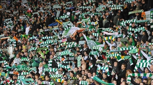 Celtic fans must travel to Dundee