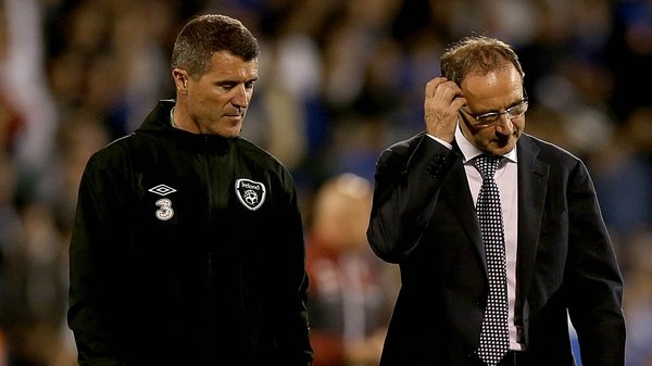 Martin O'Neill believes Roy Keane is good for Ireland and is not a distraction