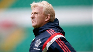 Gordon Strachan was appointed in 2013