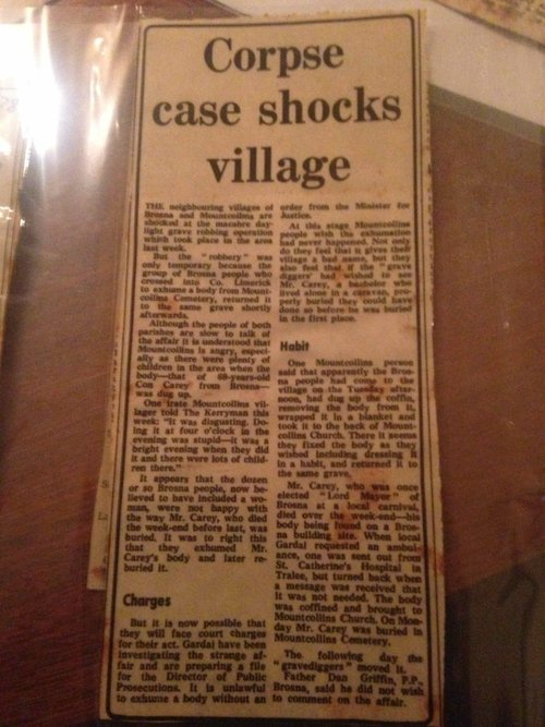 Some 1978 Newspaper Coverage