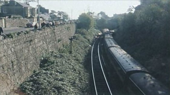 Dalkey Train Crash