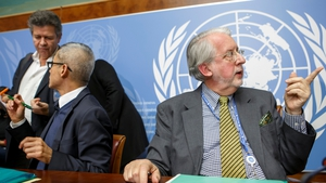 The UN Commission of Inquiry on Syria launched the report in Geneva today