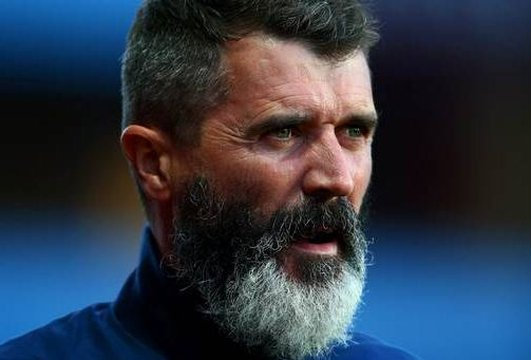 Roy Keane in the wrong headlines - not his fault say the FAI