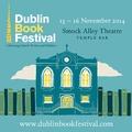 Celebrating the Dublin Book Festival