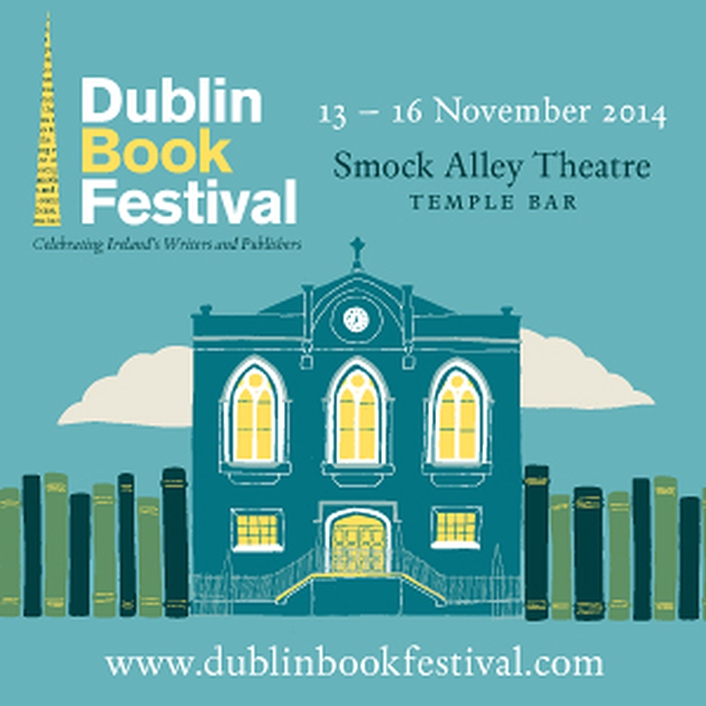 Celebrating the Dublin Book Festival