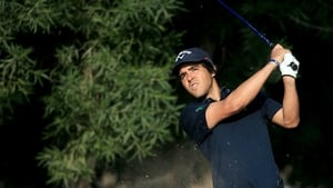 Javier Ballesteros will try to qualify for the third-tier Alps Tour