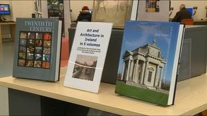 The study explores 1,600 years of Irish art and architecture