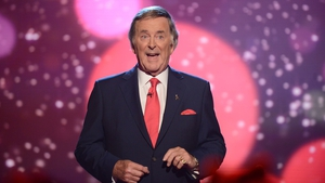 Legendary broadcaster Terry Wogan