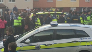 Court heard that plain clothes gardaí were ordered to leave the protest