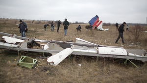 Flight MH17 was shot down in July 2014 with 298 passengers on board