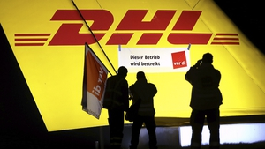 The body parts were found during a routine scan of packages at a DHL package depot in Bangkok
