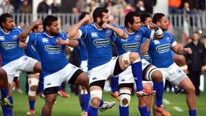 The Samoans will fulfil Saturday's fixture at the home of English rugby