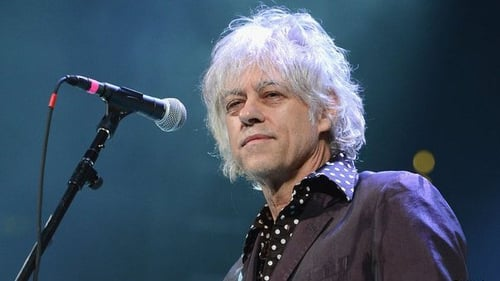 Bob Geldof said he would hand back the freedom at City Hall in Dublin