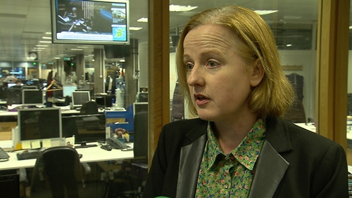 Ruth Coppinger said Sinn Féin's approach to austerity measures in Northern Ireland meant they would be unacceptable to the AAA