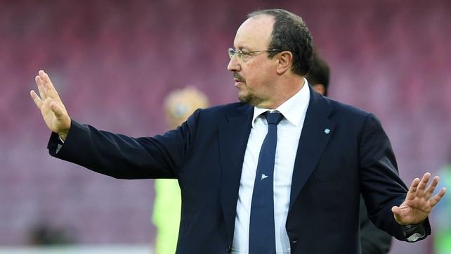 Speculation mounts linking Benitez to Real return