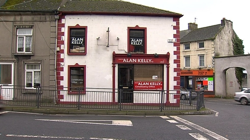 Alan Kelly's office in Nenagh received a bomb threat