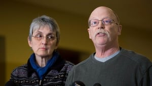 Paula and Ed Kassig called for prayers for those still held captive in Syria and Iraq
