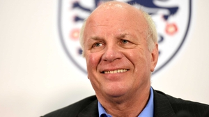 Greg Dyke replaced David Bernstein as FA chairman in 2013