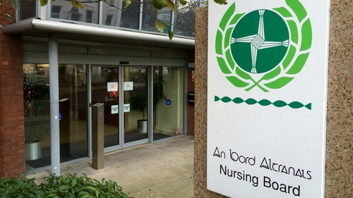 Nurses can reapply to be registered and pay the fee