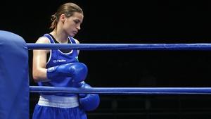 Katie Taylor won her fifth successive world title last November