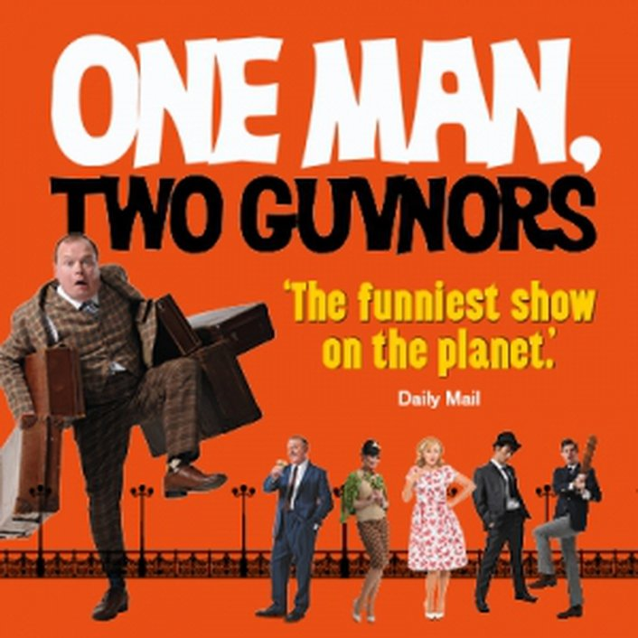 "Theatre review: ""One Man, Two Guvnors"""