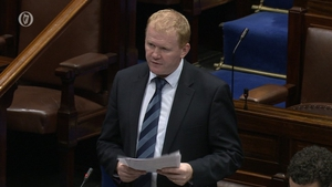 Paudie Coffey served as Minister of State for Housing in Enda Kenny's coalition government