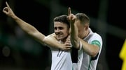 Robbie Brady has joined Norwich