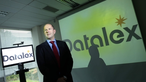 Datalex CEO Aidan Brogan tells Adam Maguire that he expects  common sense will prevail on the Brexit issue