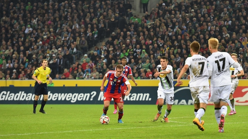 Philipp Lahm may not see out his current Bayern contract