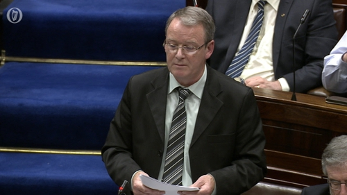 Sinn Féin's Brian Stanley called on the Government to reject the deal which was 'bad for farmers'