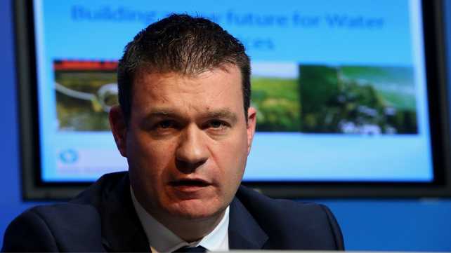 A spokesperson for Alan Kelly has said water meters will be used as part of the charging system