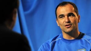 Roberto Martinez made it clear that the Irish players at Everton love to play for their country